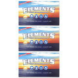 Elements Single Wide Rolling Paper Multi Pack Leaf Butler