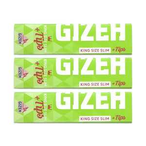 Gizeh King Size Slim + Tips