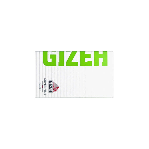 Gizeh Super Fine Single Wide Rolling Paper 100/Pack