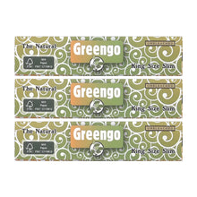 Load image into Gallery viewer, Greengo King Size Rolling Paper Multi Pack Leaf Butler