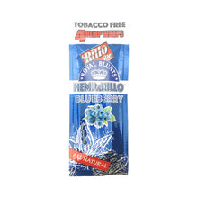 Load image into Gallery viewer, Royal Blunts Natural Hemp Wraps - Blueberry