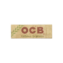 Load image into Gallery viewer, OCB Organico One and One Quarter Rolling Paper