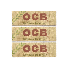 Load image into Gallery viewer, OCB Organico Rolling Paper Multi Pack Leaf Butler