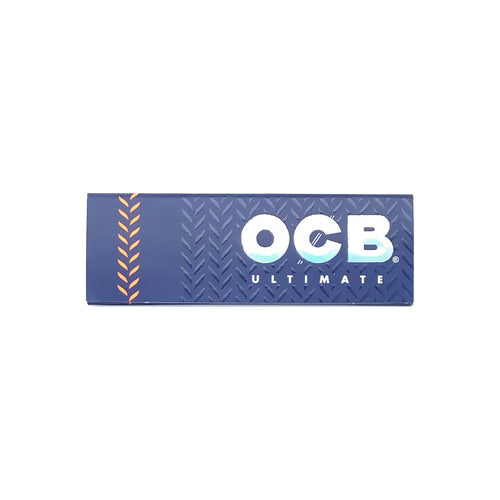 OCB One and One Quarter Ultimate Rolling Paper Leaf Butler