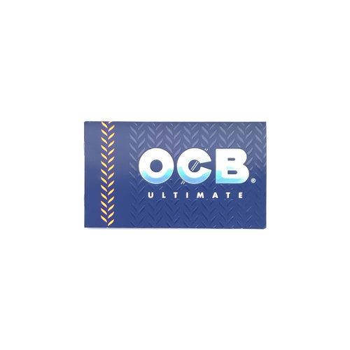 OCB Ultimate Single Wide Rolling Paper Leaf Butler