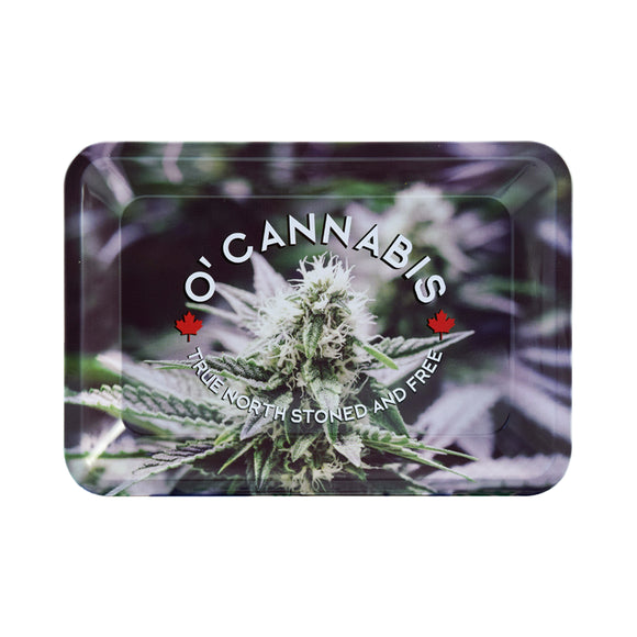 O'Cannabis Metal Rolling Tray - Mini