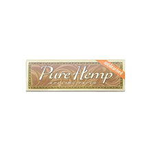 Load image into Gallery viewer, Pure Hemp Unbleached Rolling Paper Leaf Butler