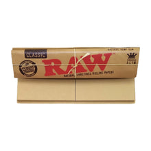 Load image into Gallery viewer, RAW Classic Connoisseur King Size Slim+ Tips