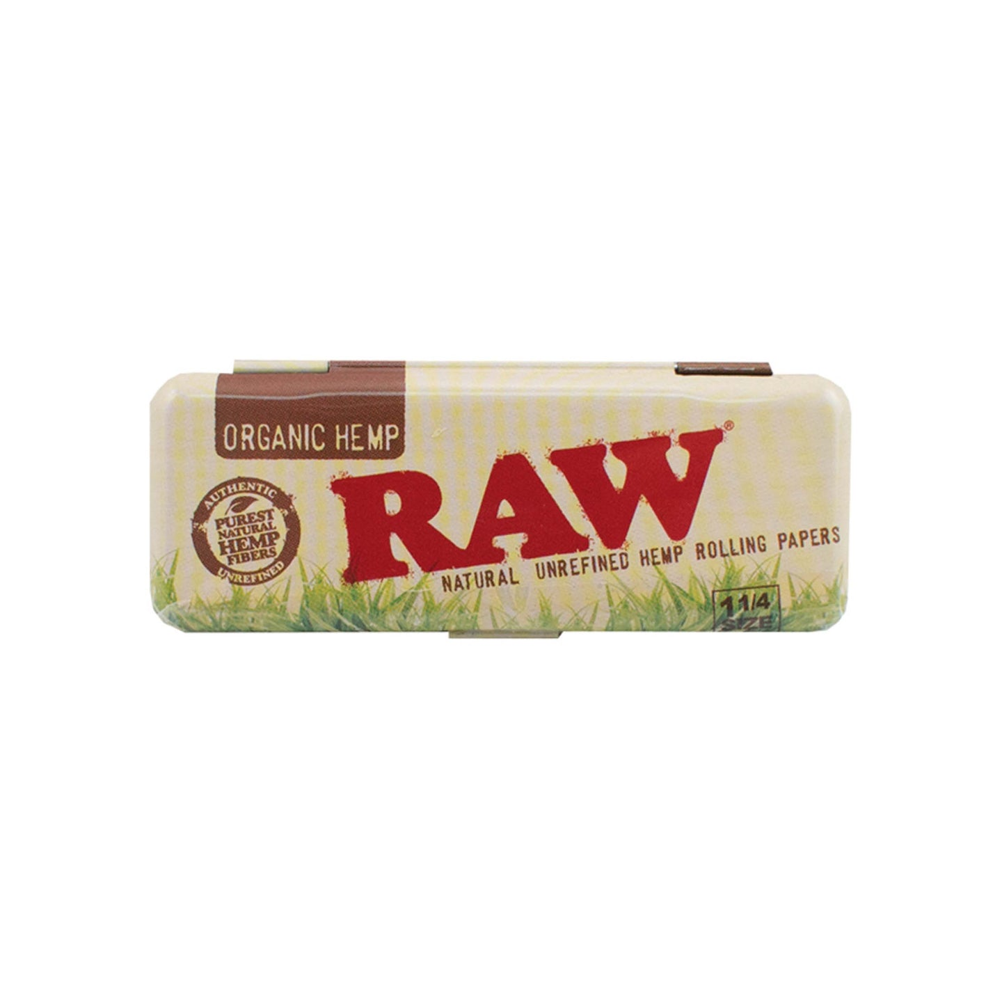Raw Organic 1 1/4 Metal Case