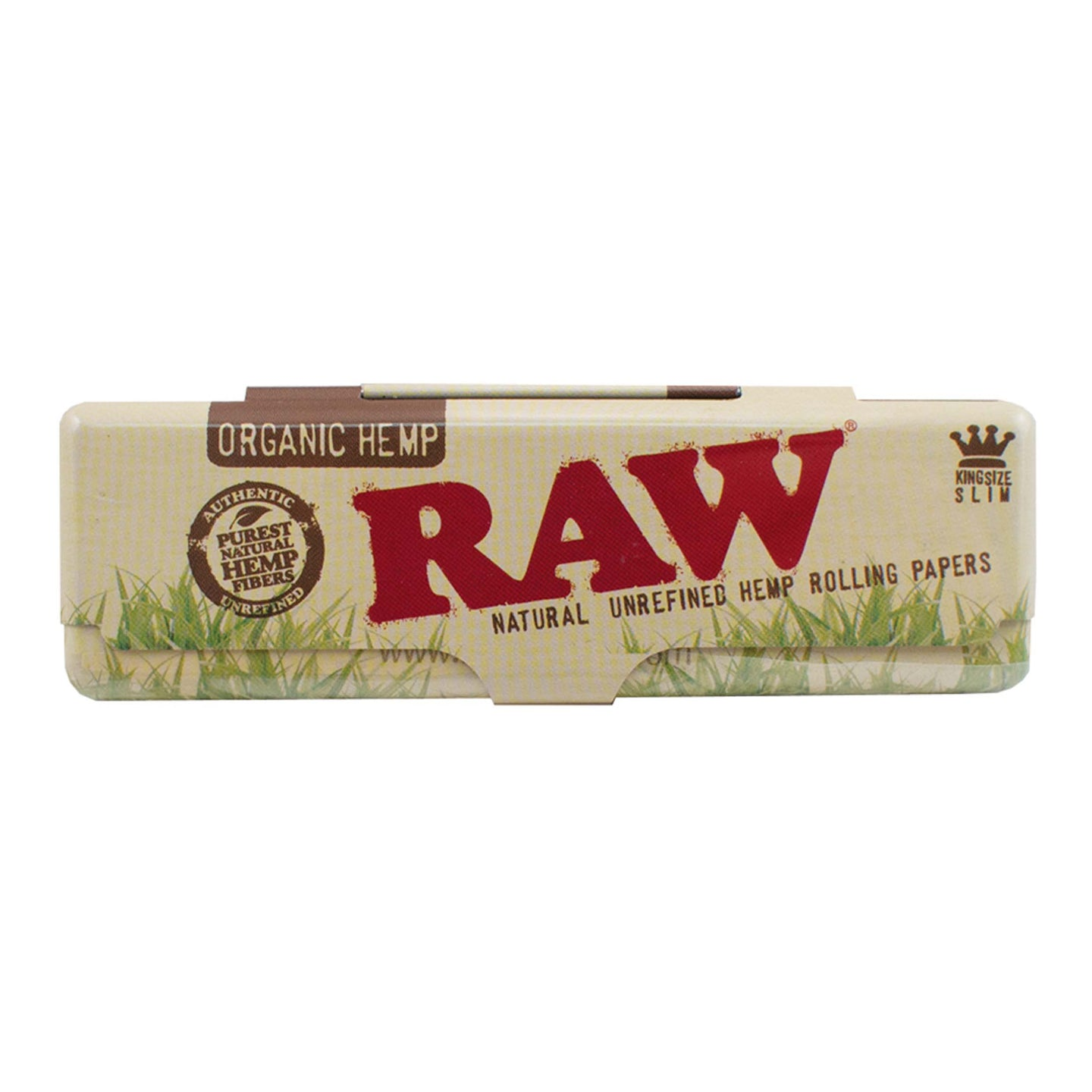 Raw Organic King Size Metal Case