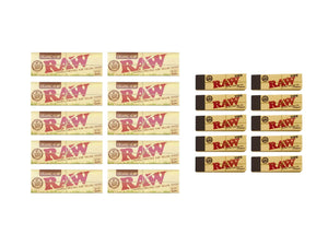 Raw Organic Cult Kit Rolling Papers - Leaf Butler