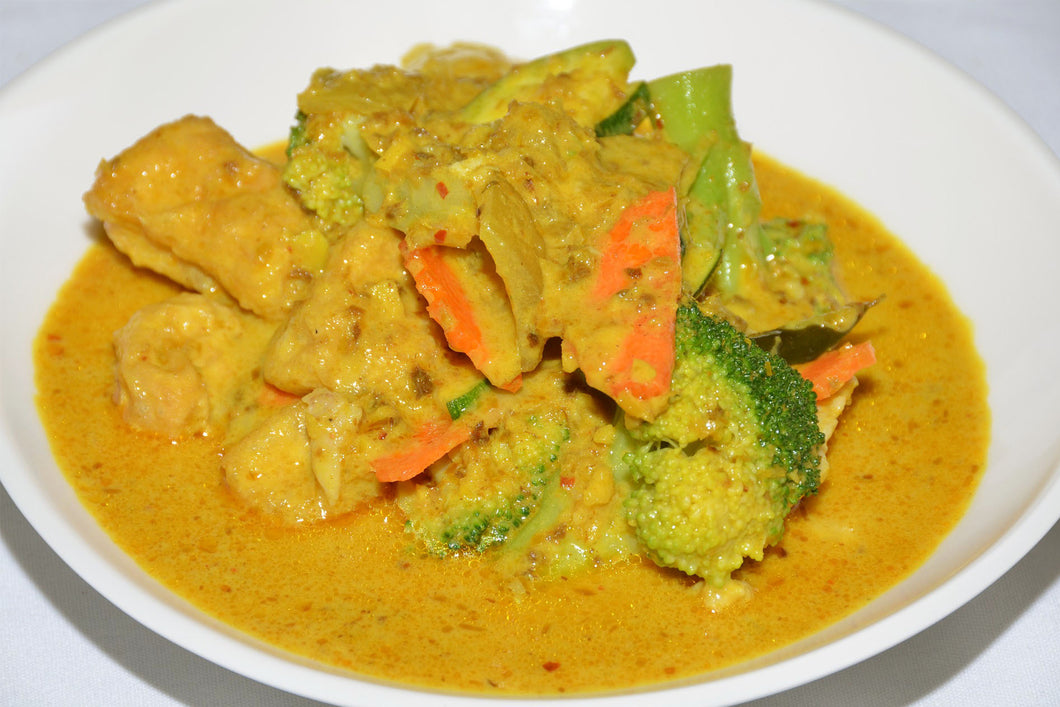 Hähnchen in Curry