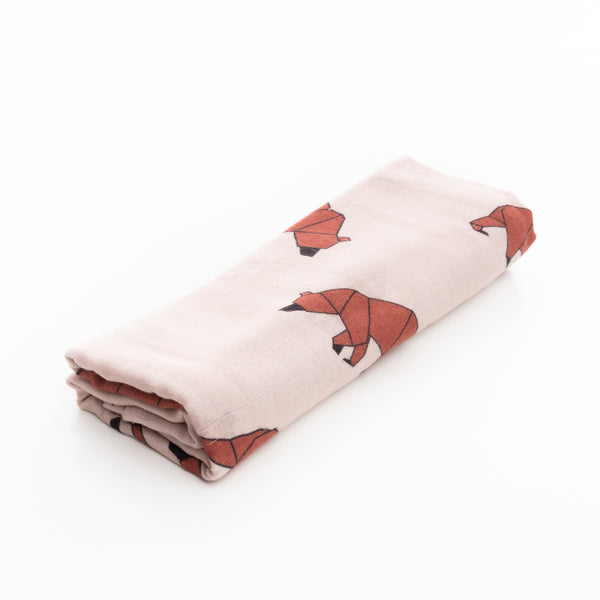 Mountain Bear Muslin