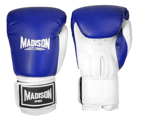 Contender Boxing Gloves - Royal