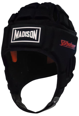 Genesis Headguard - Black