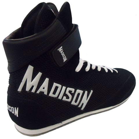 Dominator 2.0 Boxing Boots - Black