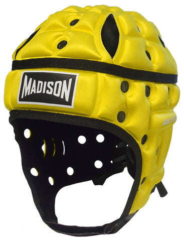 Air Flo Neon Headguard - Yellow
