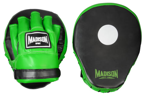 Contender Focus Mitts - Green