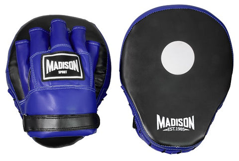 Contender Focus Mitts - Royal