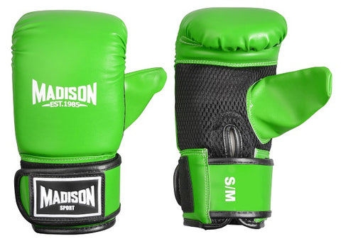Contender Boxing Mitts - Green