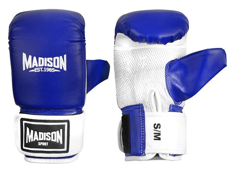 Contender Boxing Mitts - Royal