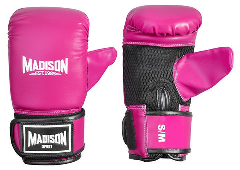 Contender Boxing Mitts - Pink
