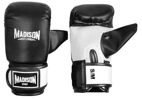 Contender Boxing Mitts - Black