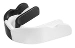 Supporter Mouthguard - Black/White