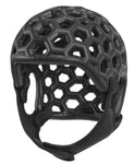 HEXLID™ Black - Protective Football Helmet