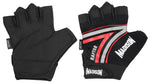 Raptor Mens Fitness Gloves - Red