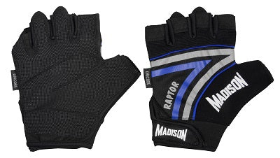 Raptor Mens Fitness Gloves - Blue