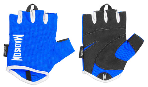 Destiny Womens Fitness Gloves - Blue