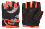 Covert Womens Fitness Gloves - Orange