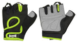 Motivate Mens Fitness Gloves - Green