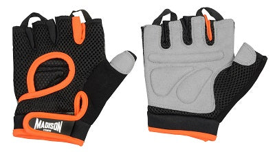 Motivate Womens Fitness Gloves - Orange