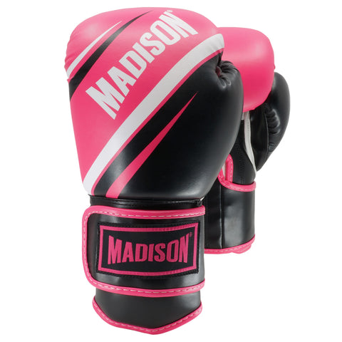 Galaxy Boxing Gloves - Pink/Black