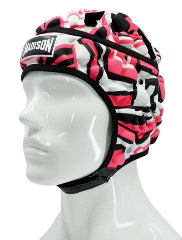 Graffiti Headguard - Pink/Black