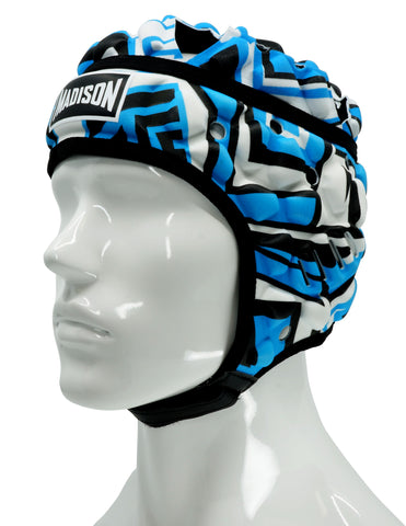 Graffiti Headguard - Sky Blue