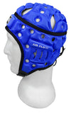 Air Flo Neon Headguard - Blue