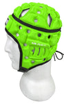 Air Flo Neon Headguard - Green