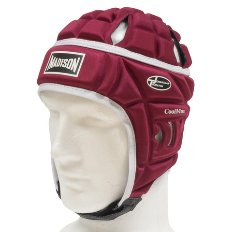 Coolmax Headguard - Maroon