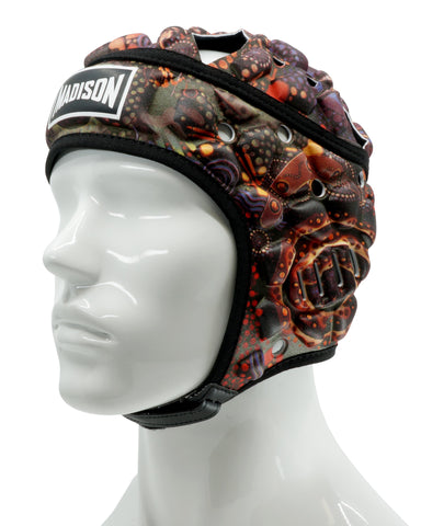 Indigenous Headguard