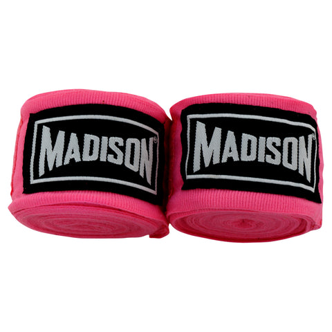 5M Boxing Hand Wraps - Pink