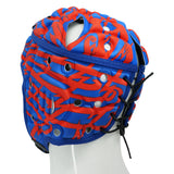 Air Flo KP Headguard - Blue/Red