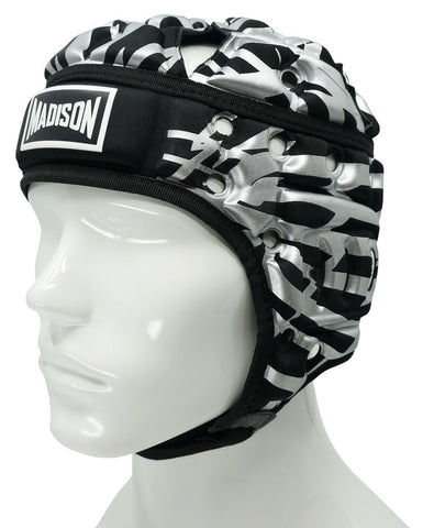 Air Flo KP Headguard - Black/Silver