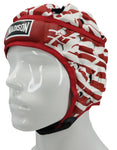 Air Flo KP Headguard - Maroon/White