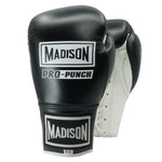 Pro Punch Lace-up Glove - Black