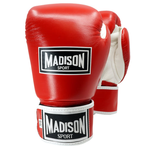 Pro Sparring Gloves - Red