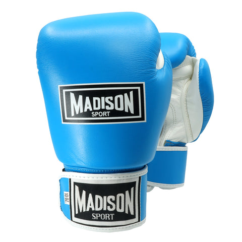 Pro Sparring Gloves - Sky Blue