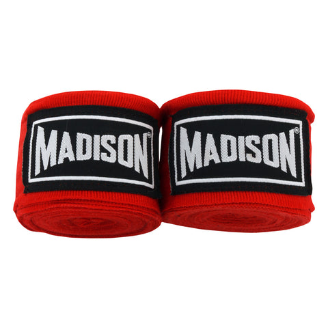 5M Boxing Hand Wraps - Red